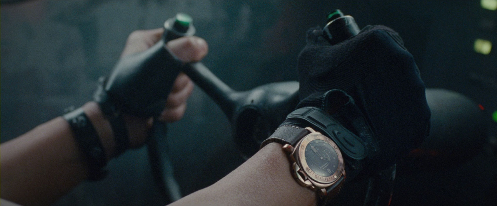 panerai central watches onscreen appearances of a famous