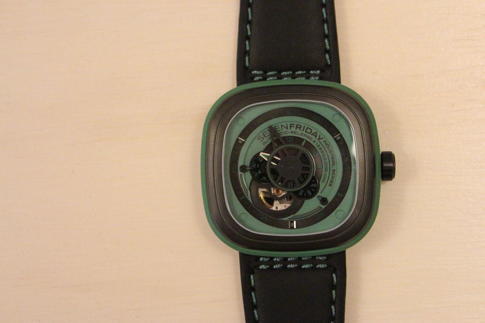 Sevenfriday-green