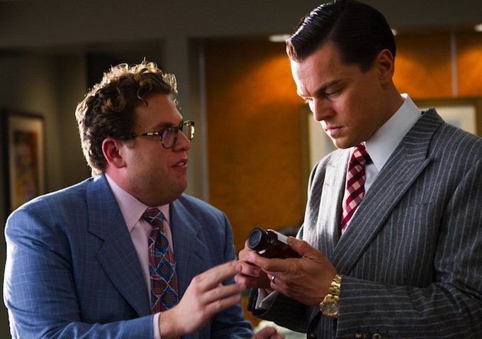 The wolf of wall st