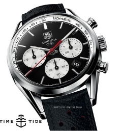NEW POST: We Reboot the TAG Heuer Carrera Calibre CH80  Will this be what the final version of one of Basel's hottest watches looks like?  Now live on timeandtidewatches.com