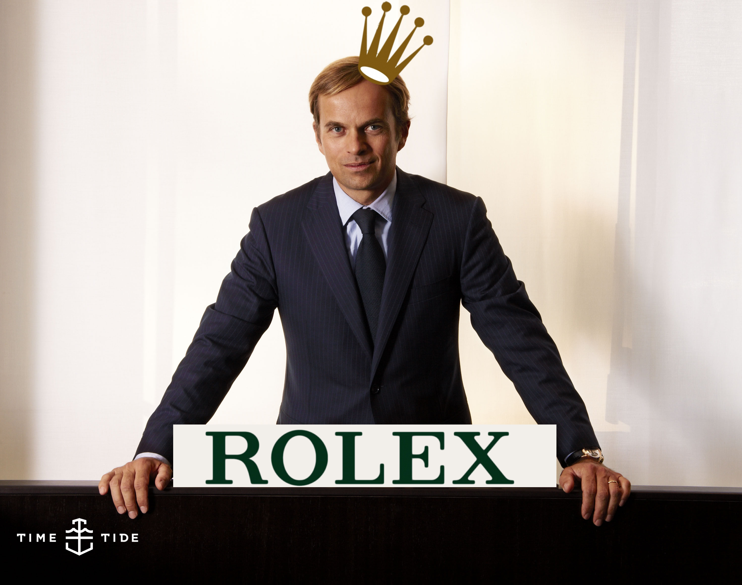 Rolex's New CEO: Six Things Everybody Should Know About ...
