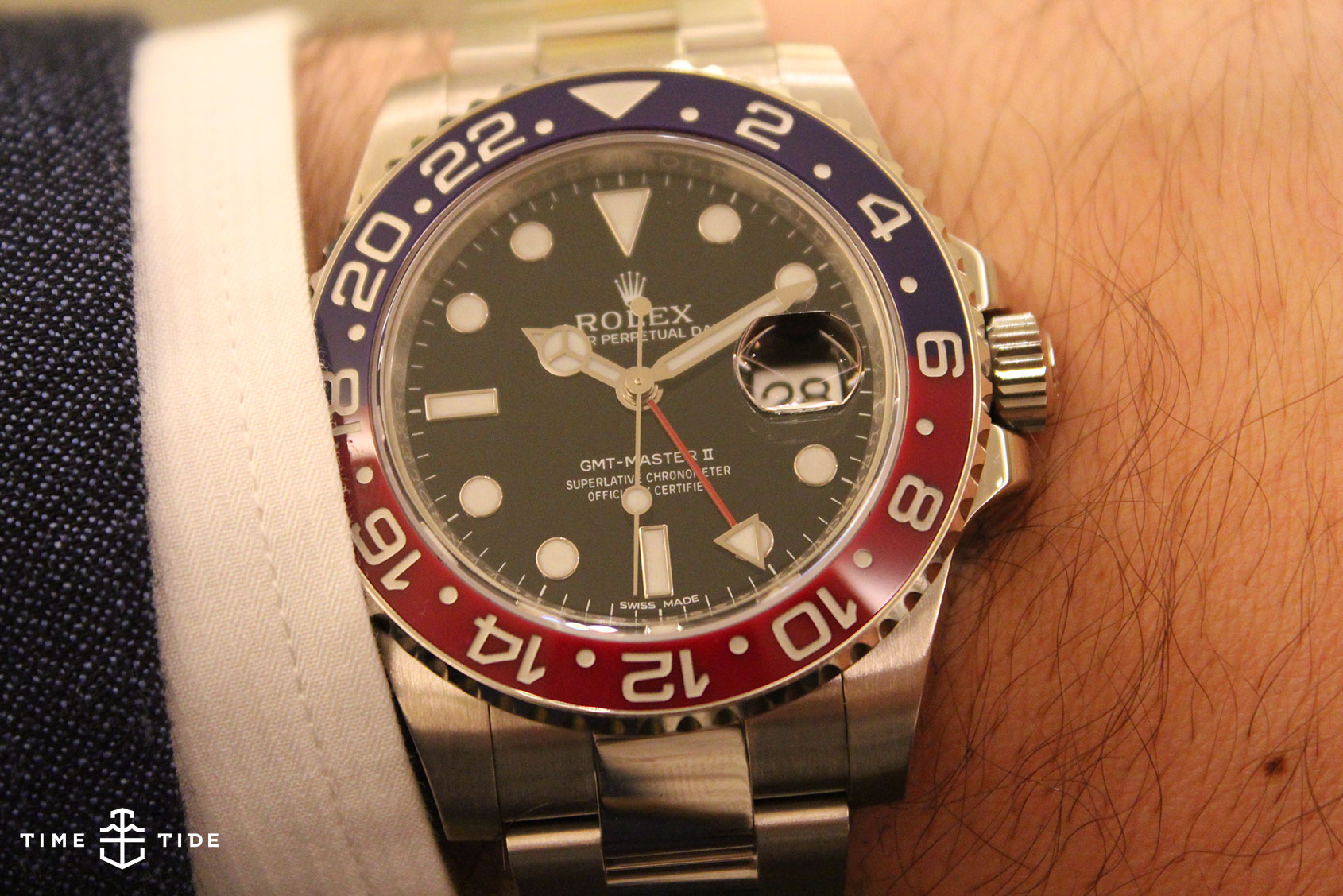 New Rolex Models On The Wrist Baselworld 2014