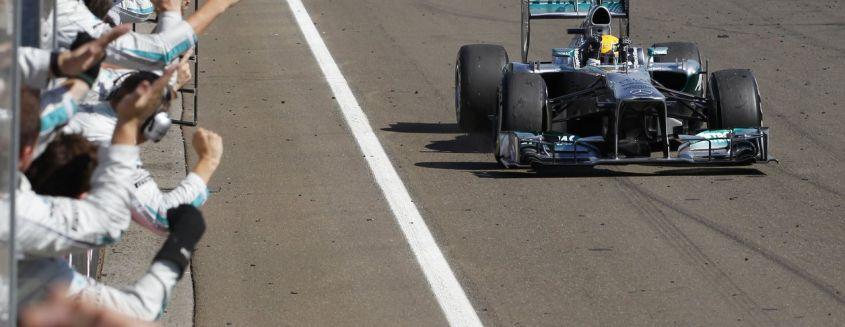 Winner of the 2013 Monaco Grand Prix- Nico Rosberg