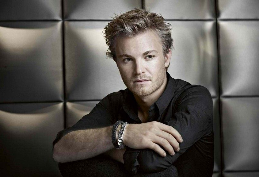 thomas sabo -nico Rosberg-sterling silver-formula one