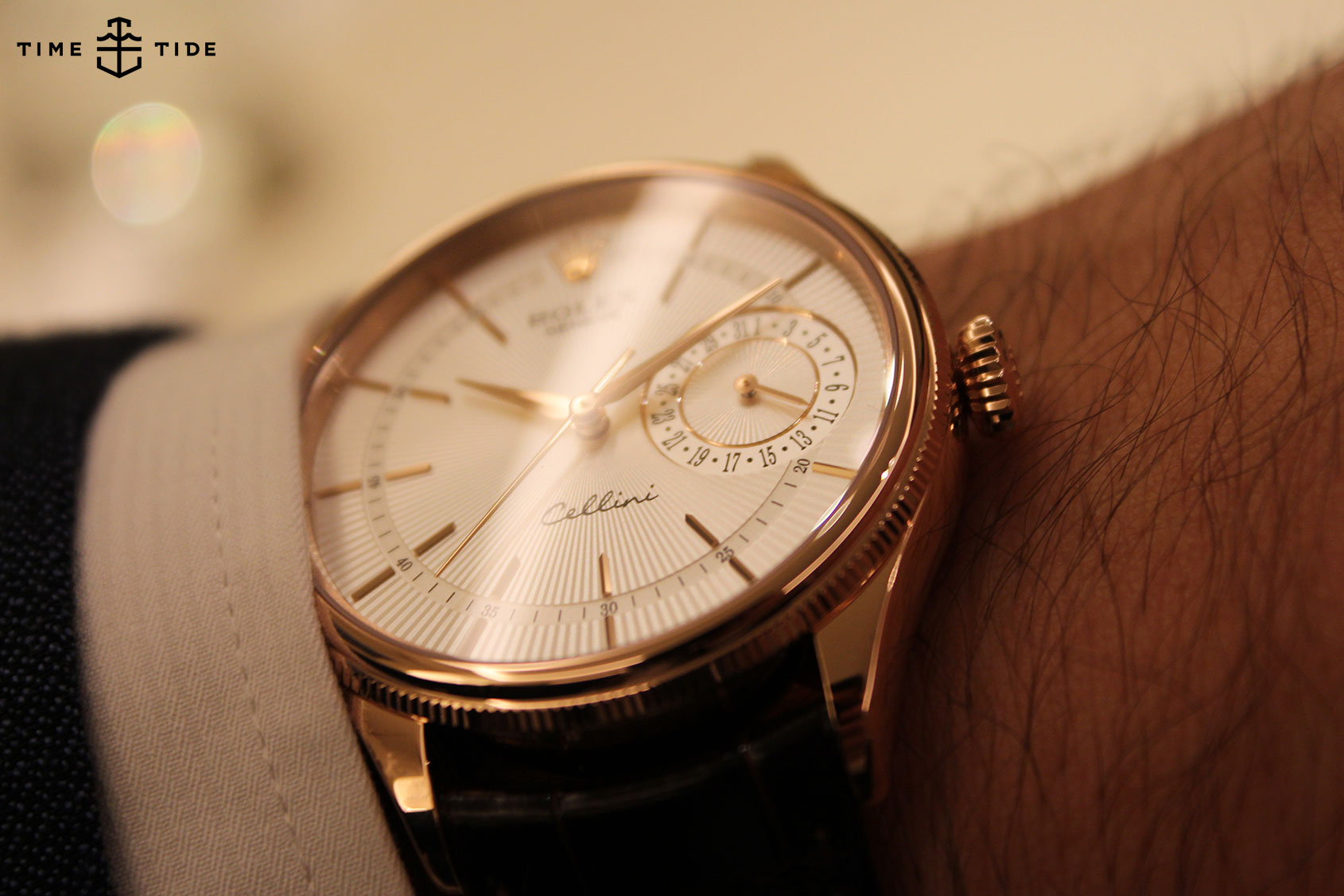 Rolex 2014 Cellini Collection – First Look