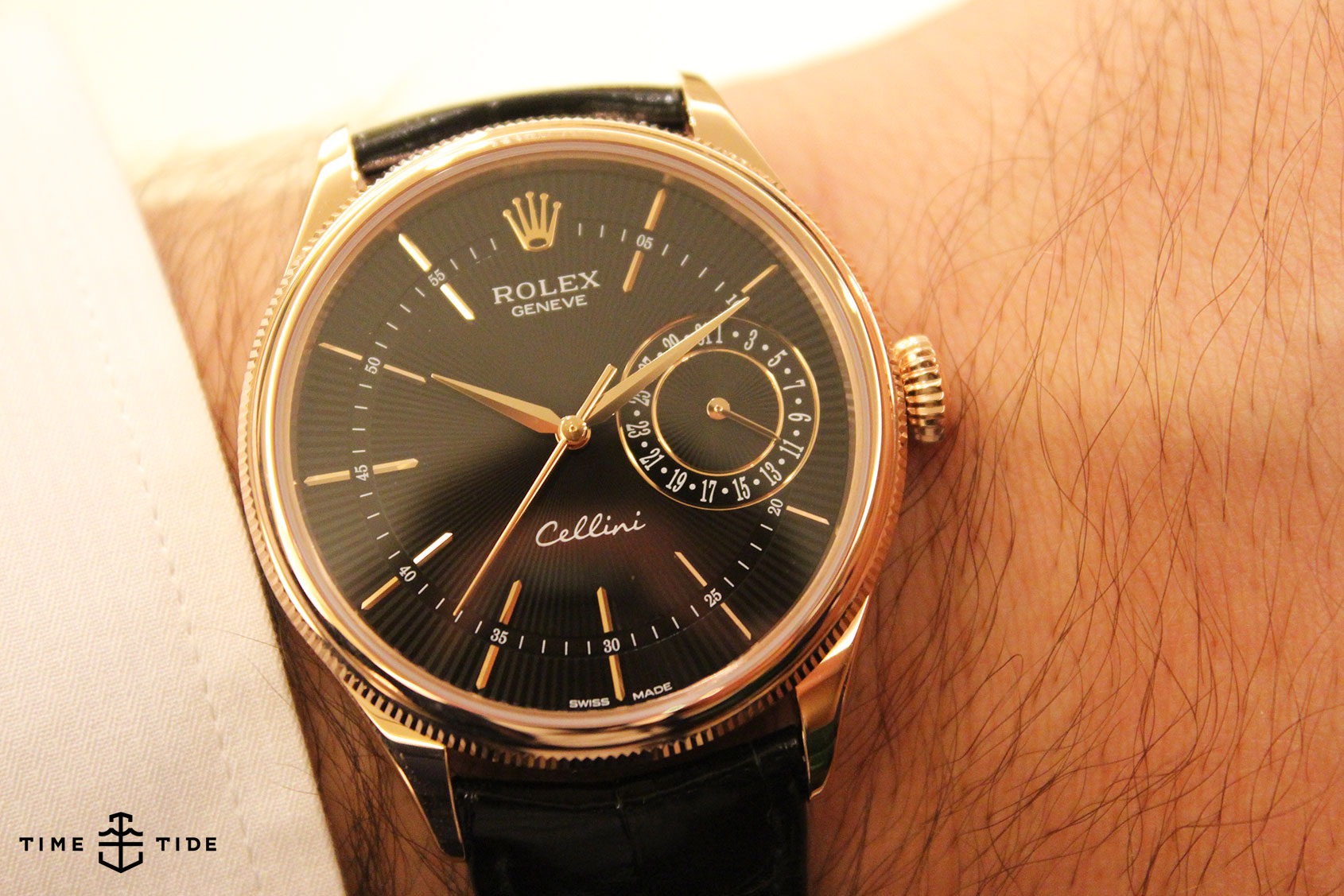 Rolex 2014 cellini collection first look for Rolex cellini