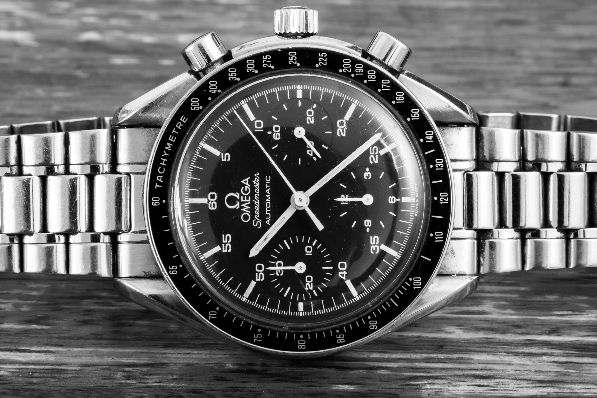 Omega Speedmaster Automatic – Tom's Follower Review