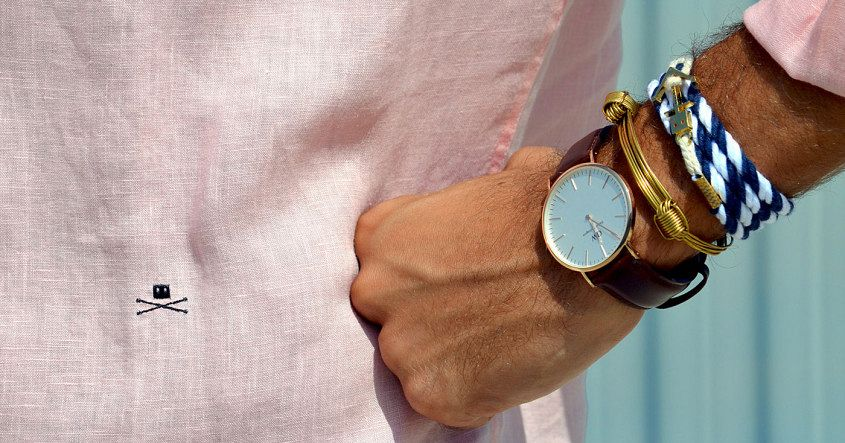 goud-horloge-armbanden