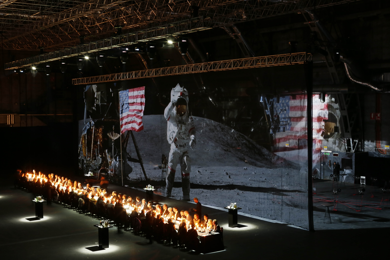Omega Speedmaster Dark Side Of The Moon Australian Launch