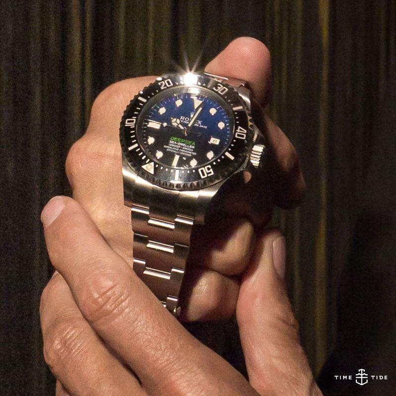 Rolex sea dweller копия
