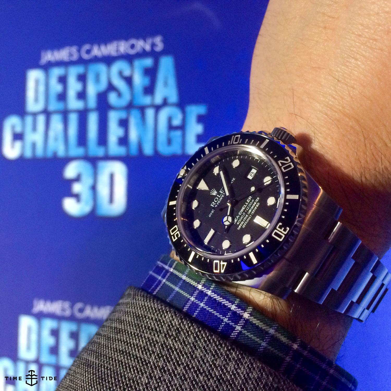 Rolex Sea Dweller Celebrity Rolex-sea-dweller-deepsea