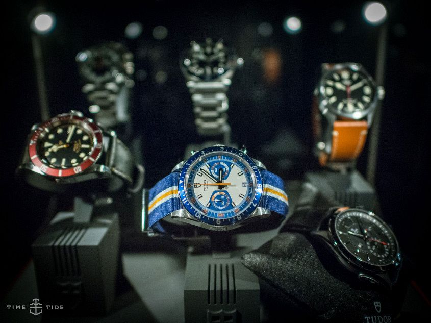 Tudor's Heritage Collection