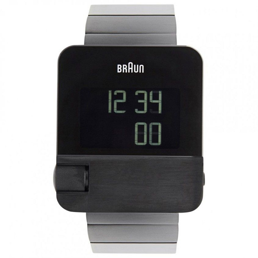 Braun-watch