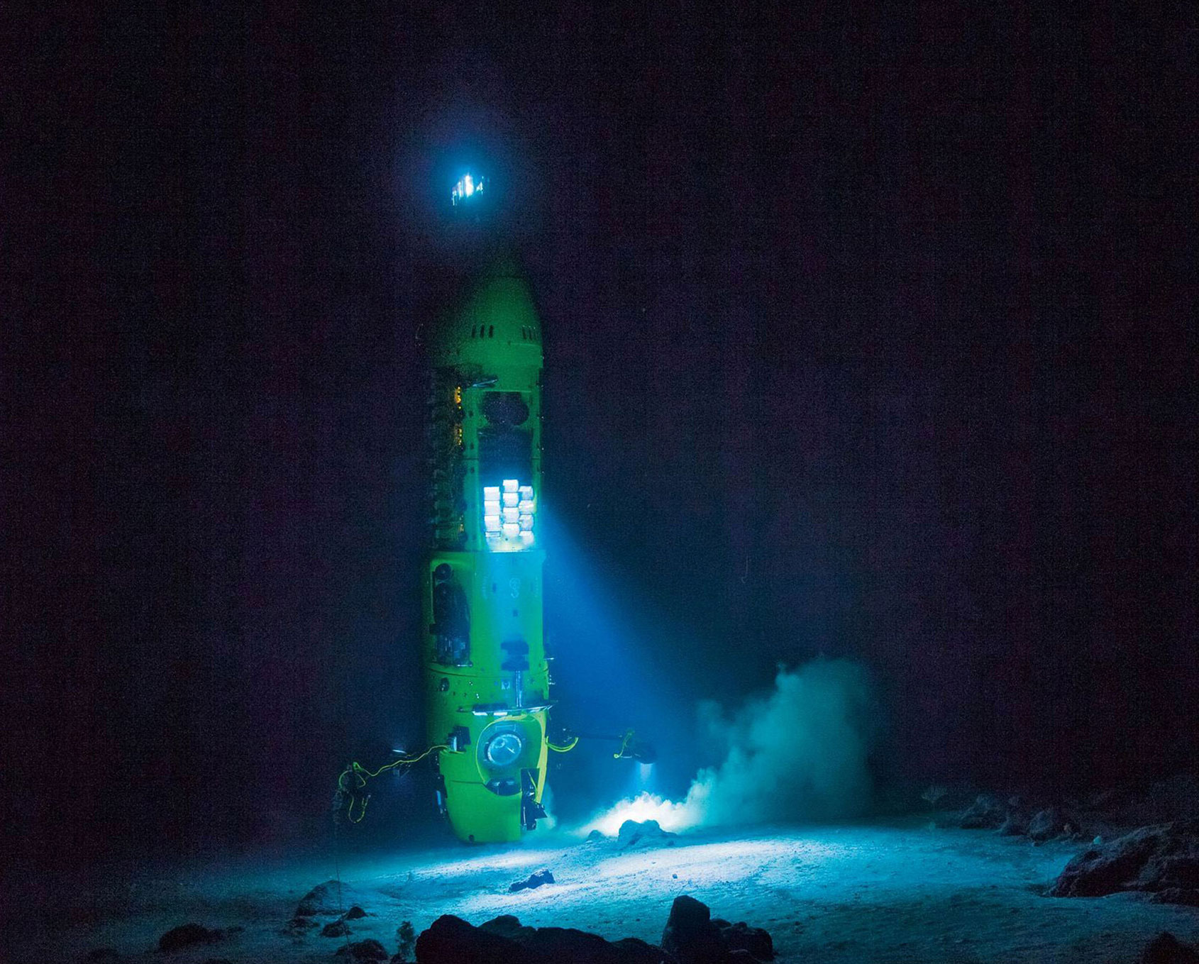 Inspiring Quotes From James Cameron S Deepsea Challenge Movie