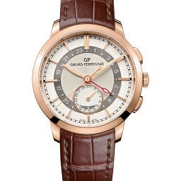 INTRODUCING: The Girard-Perregaux 1966 Dual Time