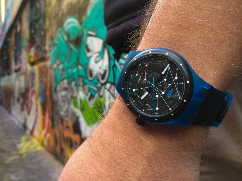 Live photos- Swatch Sistem 51