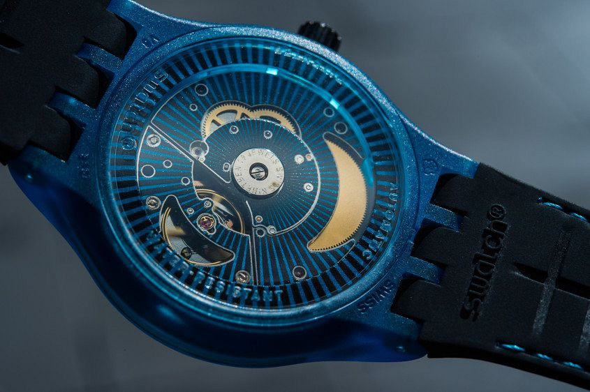 Swatch Sistem51 Movement
