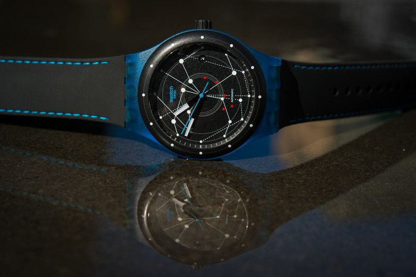 Swatch Sistem51 in Melbourne