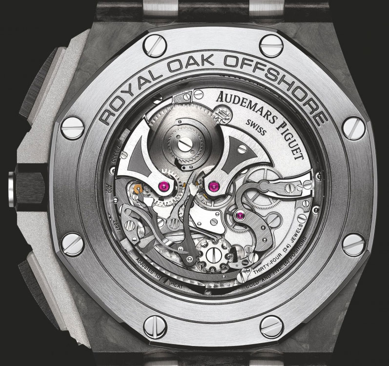 Royal-Oak-Offshore-tourbillon-automatic-movement