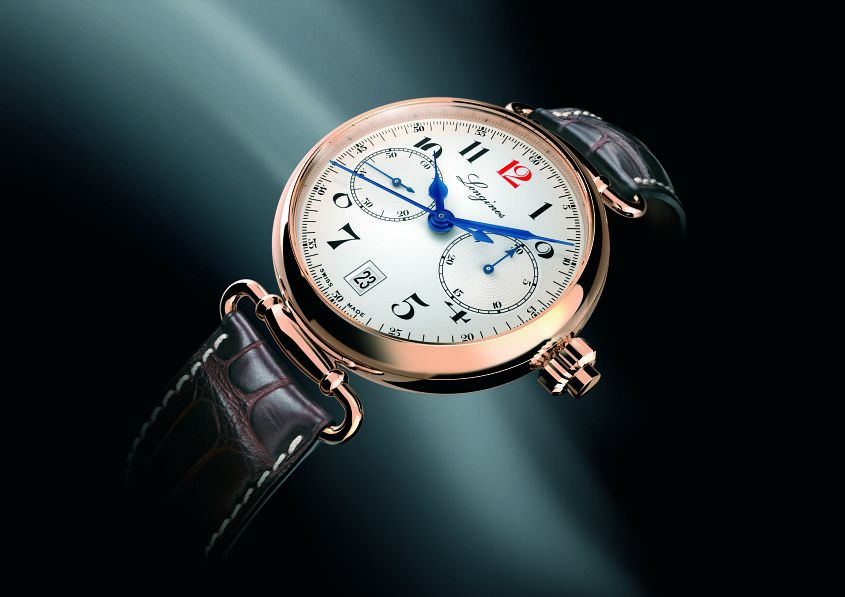 The Longines Column-Wheel Single Push-Piece Chronographe 180th Anni LE_BIG_HD