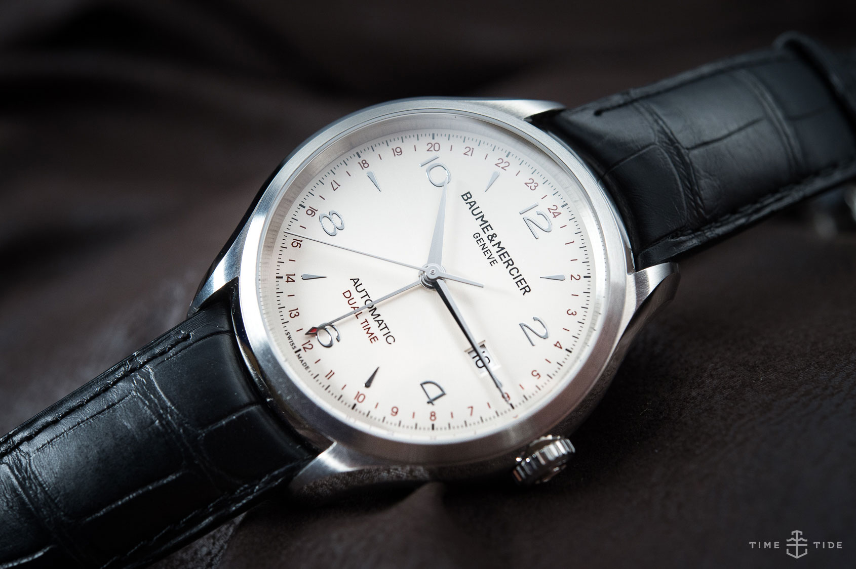 1dab3e53e8b Baume   Mercier Clifton GMT Review In-depth Review