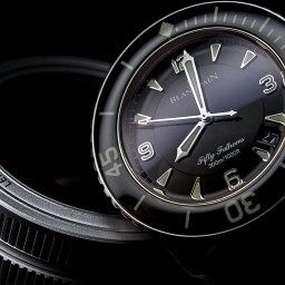 PHOTO REPORT: We compare the Blancpain Fifty Fathoms to the Bathyscaphe Ocean Commitment II