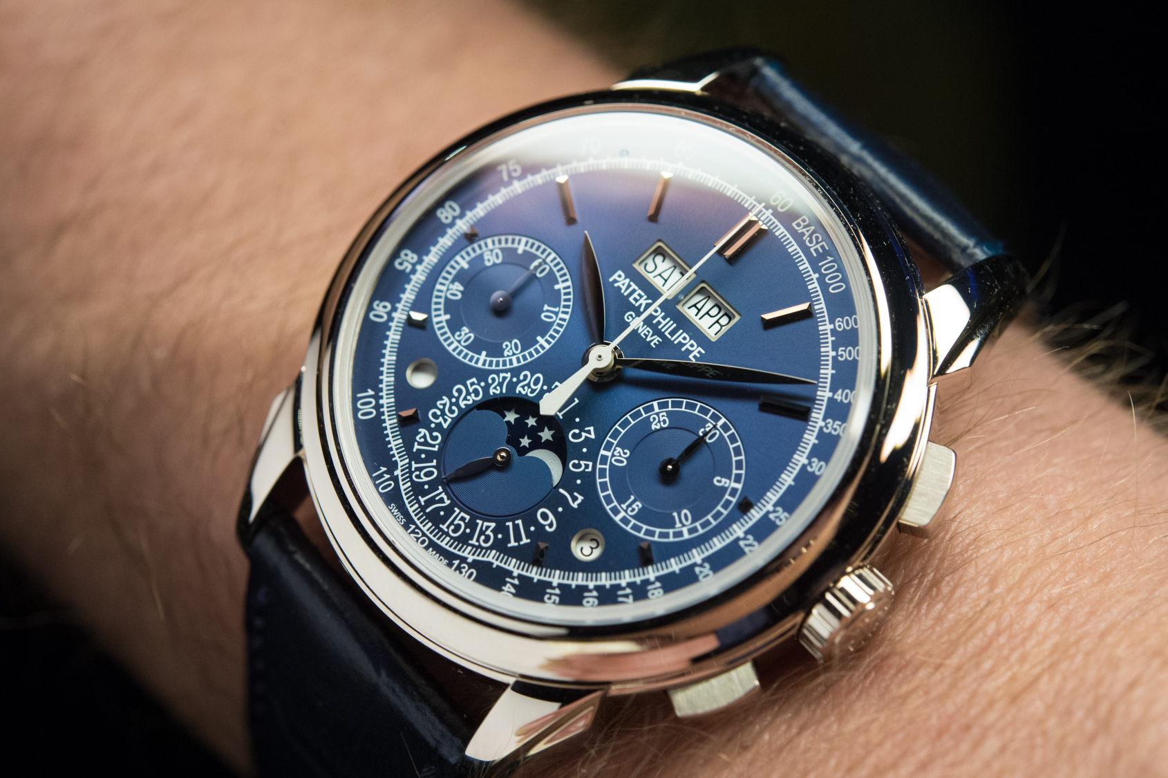 Event patek philippe 175th anniversary the australian watch authority for Patek phillipe watch