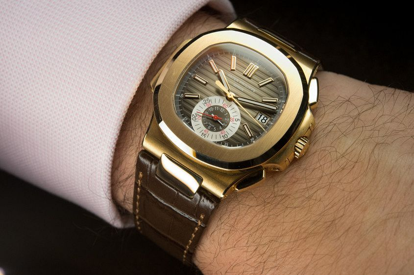 Patek Philippe Nautilus Is The Ultimate Sports Watch  U2013 Review