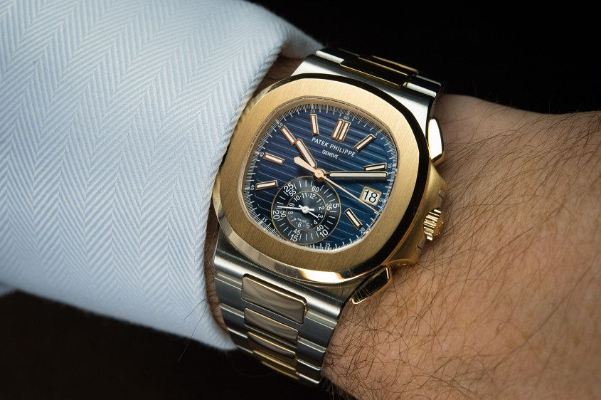 Patek Philippe Nautilus Is The Ultimate Sports Watch Review