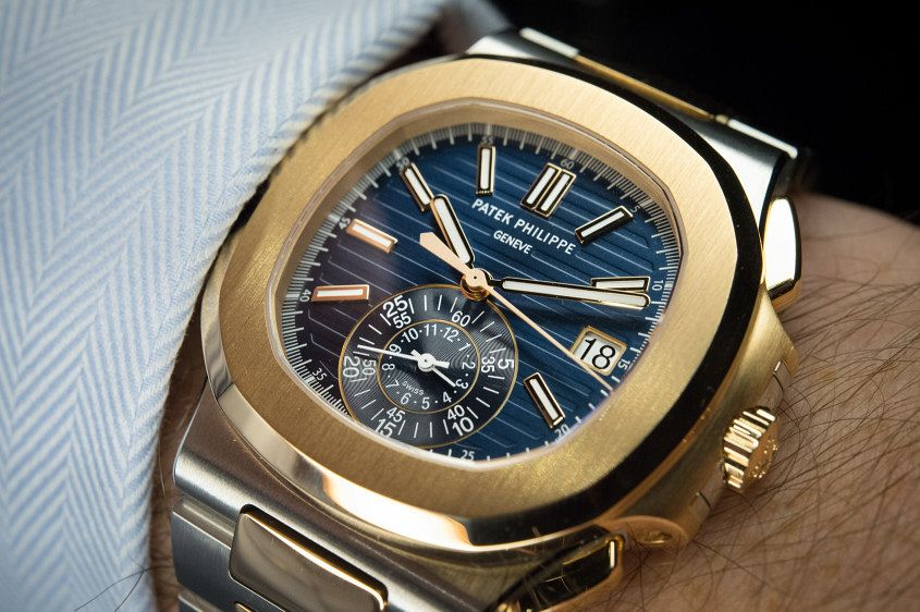the nautilus is the ultimate sports watch fact On patek philippe 5980