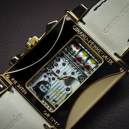 PHOTOGRAPHY: Shooting the Girard-Perregaux 1945 Jackpot Tourbillon