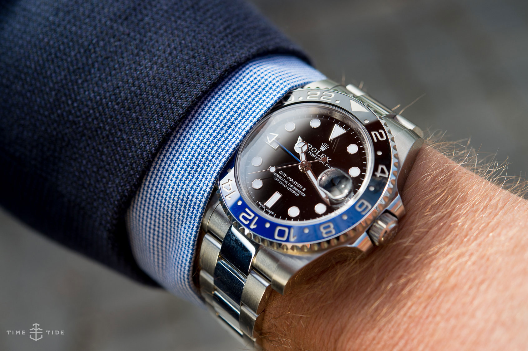 03dc50f0bae EDITOR S PICK  Does the Rolex Batman still hold its own