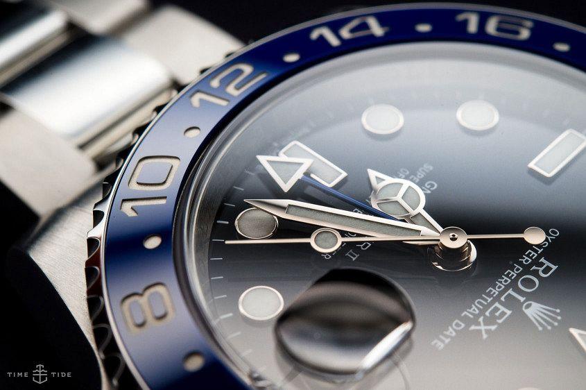 Rolex-BLNR-16 Rolex 116710 BLNR Batman