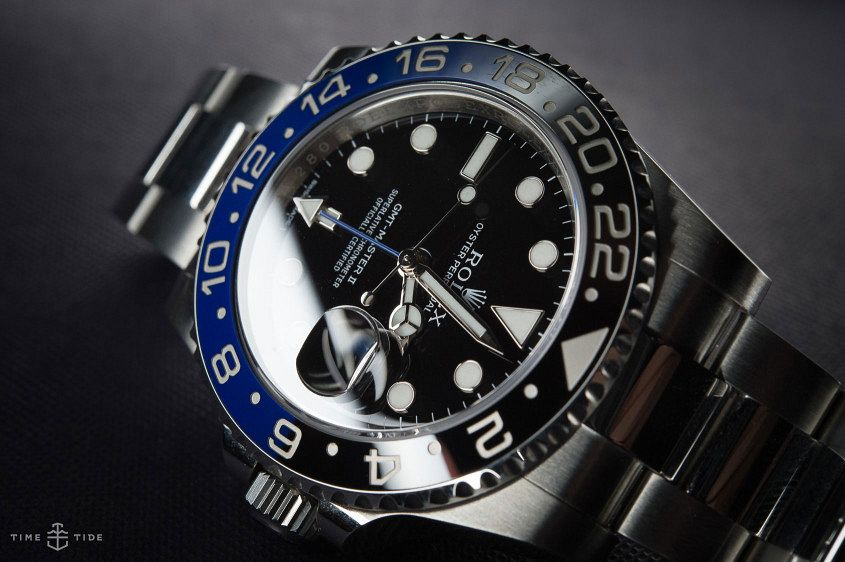 Rolex-BLNR-20 Rolex 116710 BLNR Batman