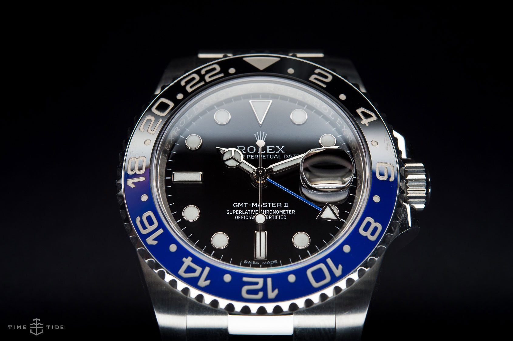 Rolex gmt master ii blnr in depth review for Rolex gmt master