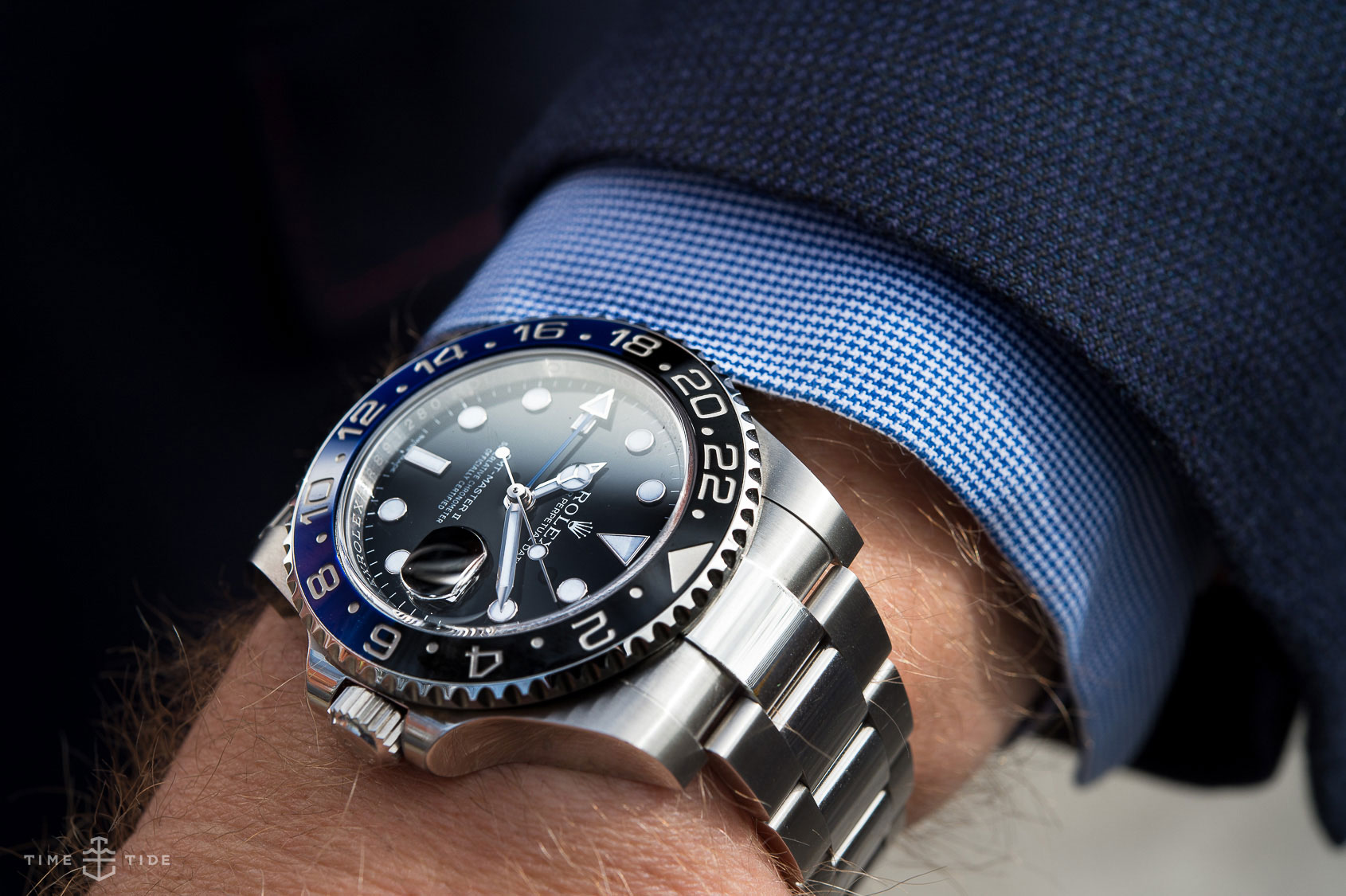 GMT: Rolex GMT Master II BLNR In-depth Review