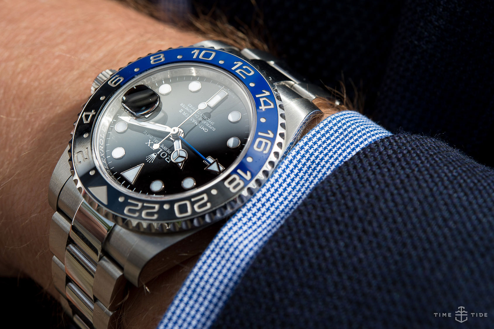 Rolex Gmt Master Ii Blnr In Depth Review
