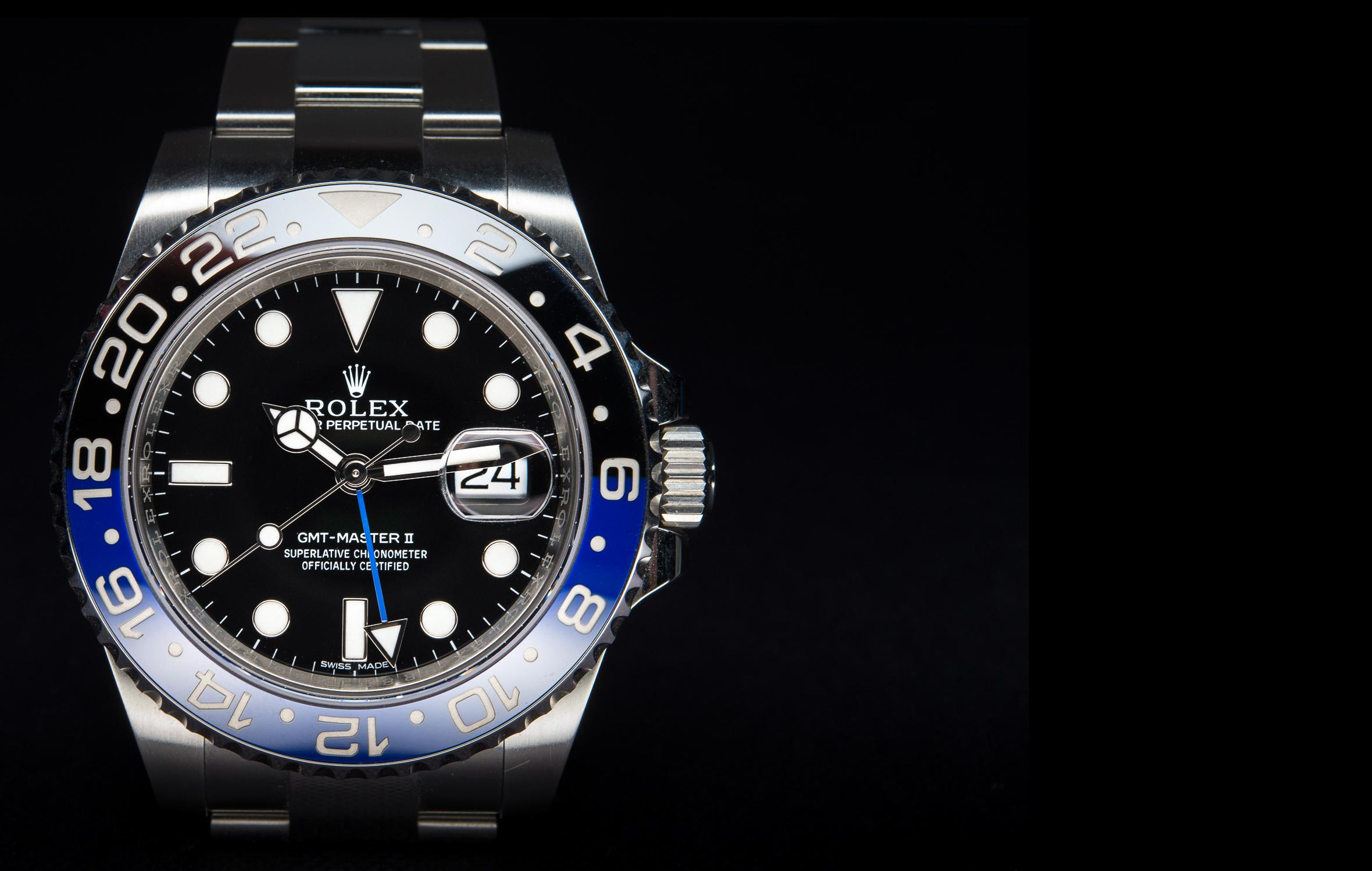 Rolex Gmt Master Ii Blnr For Sale