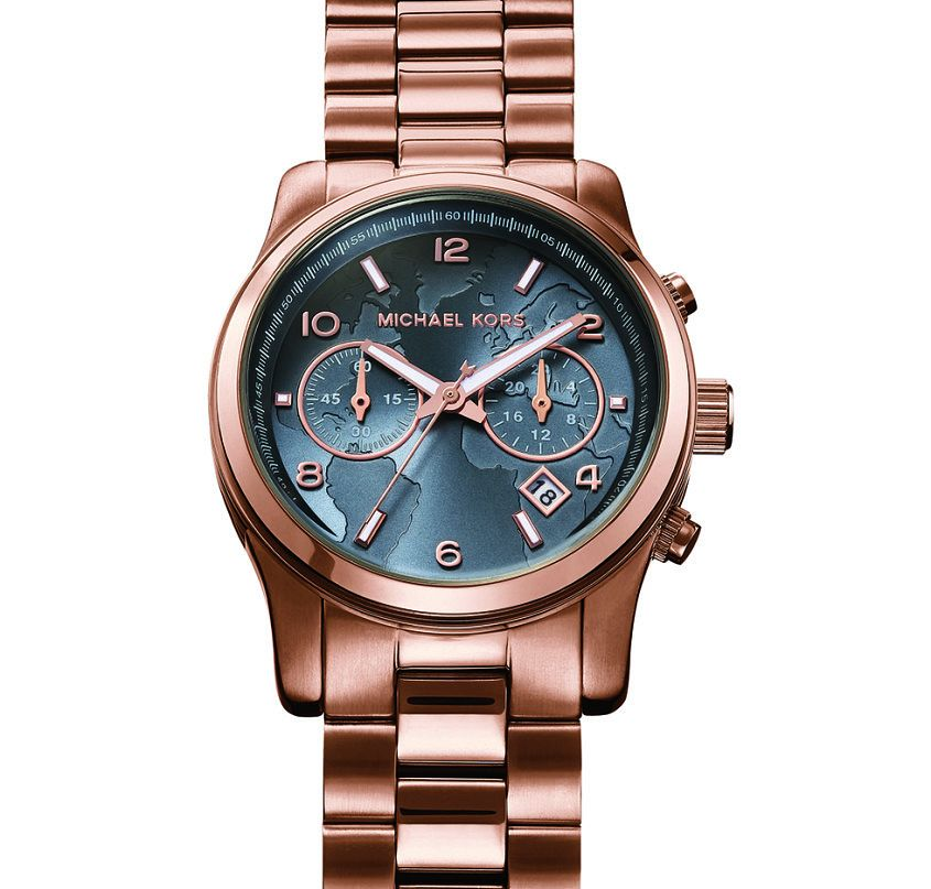 MAN OF STEEL Michael Kors - 100 Series Watch