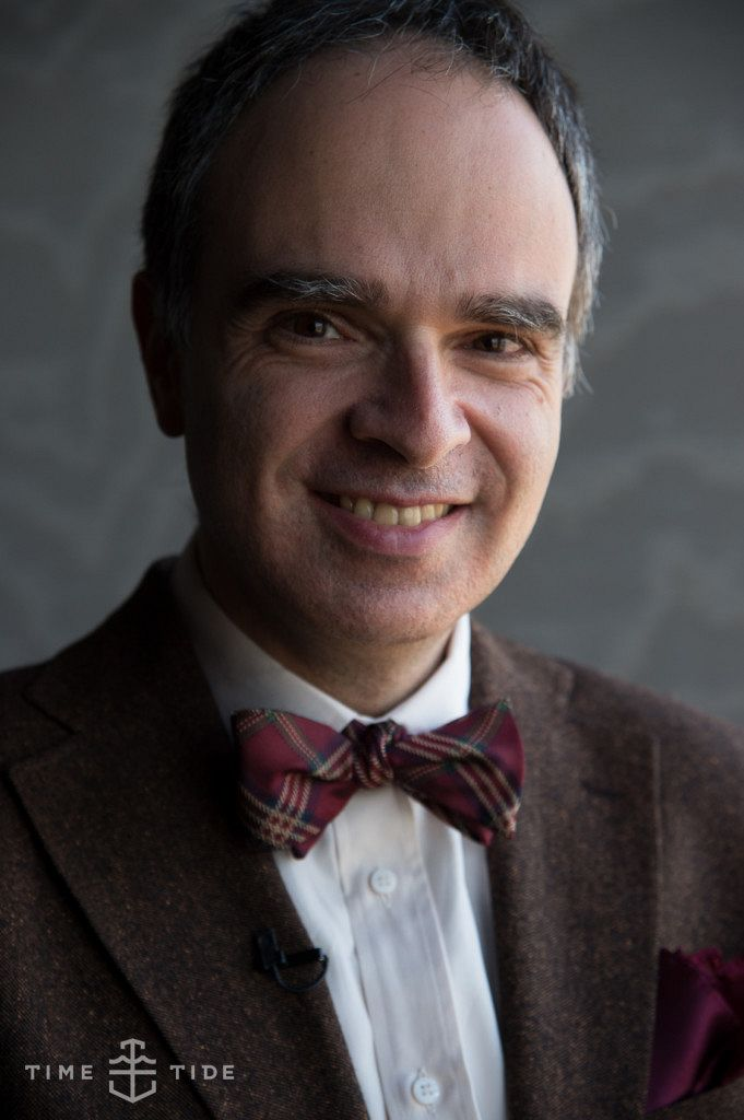 Omega Museum Director Petros Protopapas
