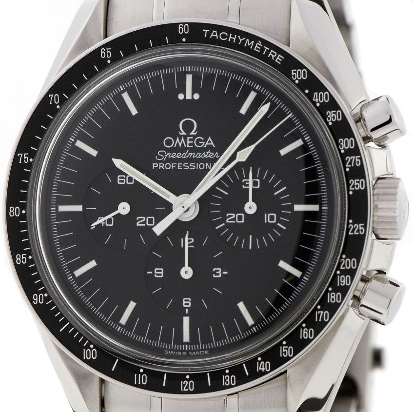 The Omega Speedmaster Professional Moonwatch