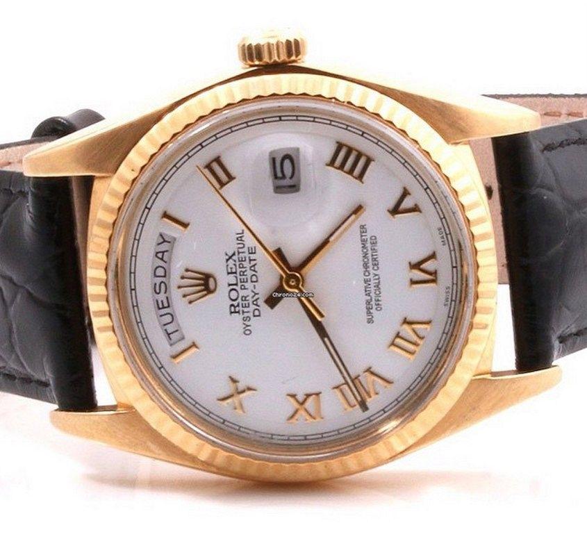 Rolex Day Date Gold