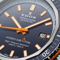INTERVIEW: 20 crazy minutes on a capsizing boat with the CEO of Edox, Alexandre Strambini