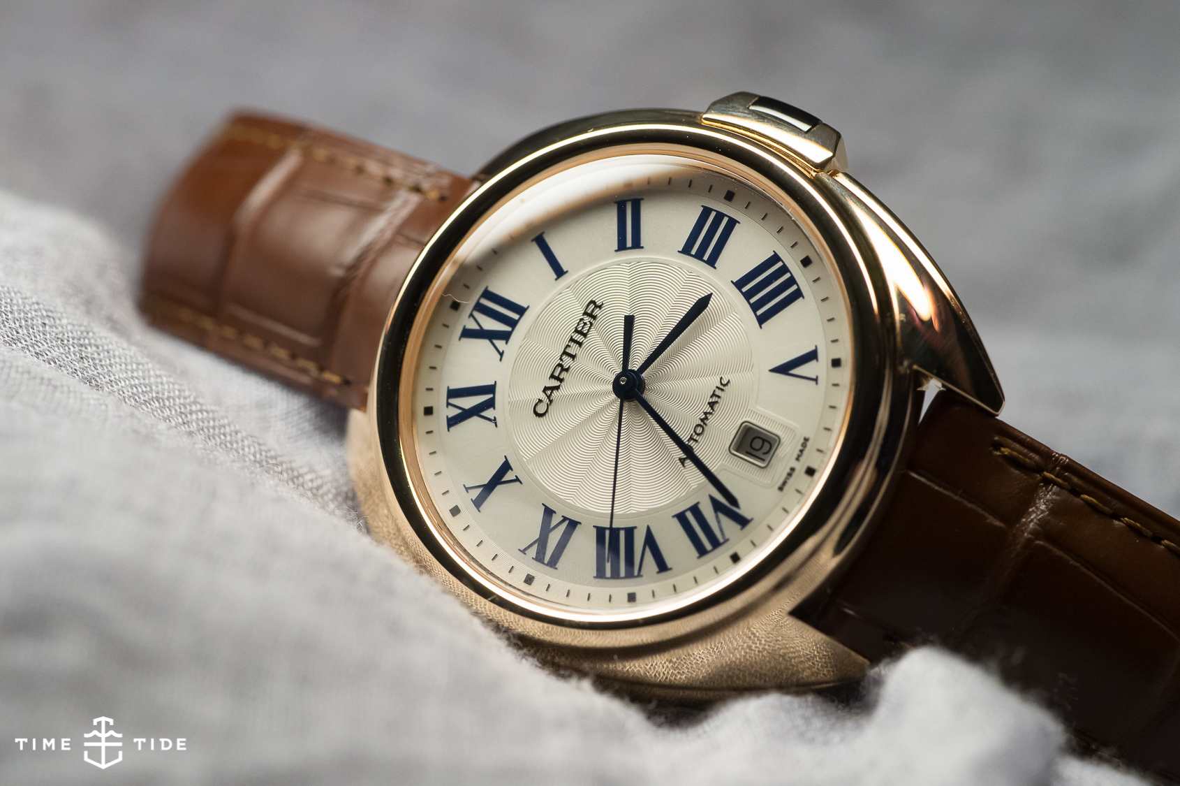 Cartier Clé de Cartier – Hands On Review