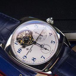 HANDS ON: The Vacheron Constantin Harmony Tourbillon Chronograph Caliber 3200