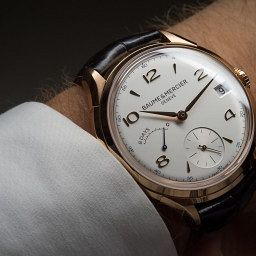HANDS ON: The Baume & Mercier Clifton 8-Day Power Reserve