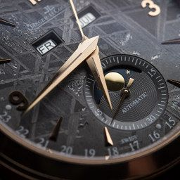 EDITOR'S PICK: JLC's Master Calendar Meteorite is out of this world