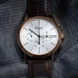 HANDS ON: Piaget Altiplano Chronograph