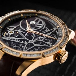 HANDS ON: The Roger Dubuis Excalibur Automatic Skeleton