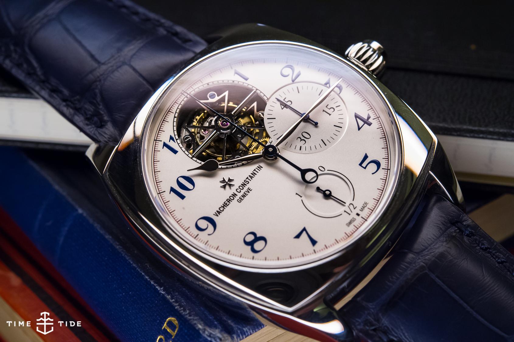 Vacheron Constantin Harmony Tourbillon Chronograph Caliber ...